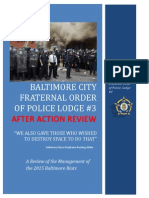 Baltimore FOP After Action Report