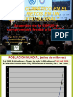 CC en El Peru, Retos en Un Contexto Global (2)