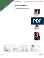 List of Miss Universe Titleholders - Wikipedia, The Free Encyclopedia