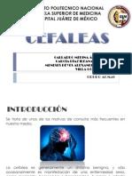 Cefaleas Neurología