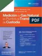 MEDICIONES DE FLUJOS DE GAS
