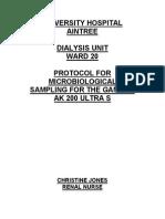 Pdfprotocol for Endo Testing
