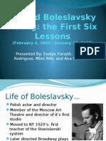 Richard Boleslavsky