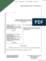 Gordon v. Virtumundo Inc et al - Document No. 50