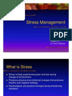 pigman essay stress management