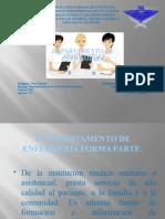 Departamento de Enfermeria