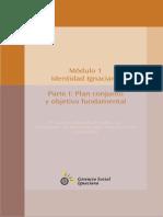 Identidad Ignaciana Parte I, Texto Completo - P Carlos Vásquez Posada, SJ