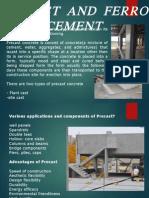 2 Precast and Ferro Cement