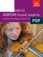 ABRSM Strings Guide