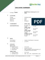 Executive Summary PLTM Muara Sahung Eng