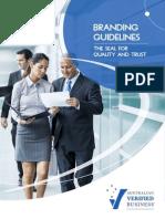 Australian Verified Business Branding Guidelines