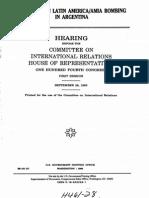 1995-09-28 House AMIA Hearing