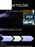 Kuliah Thanatolog Dr BP