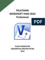 panduan Microsoft Visio 2010