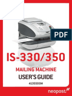 Is-330 User Guide
