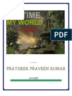 MY TIME, MY WORLD Excerpts