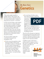 Brochure Genetics—the Basic Facts