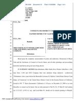 F.E.A., Inc. et al v. Smith et al - Document No. 10
