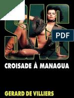 SAS 053 - Croisade à Managua Gerard de Villiers