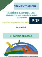 Calentamiento Global MDL