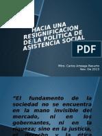 7. Politicas Publicas y Asistencia Social
