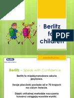Berlitz for Children