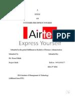Airtel detailed knowledge