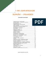 Ghid Conversatie Roman Francez