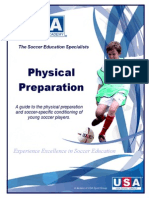 Physical Preparation Soccer Curriculum