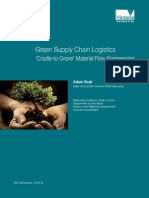 Green Supply Chain Logistics
