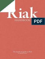 Riak Handbook