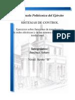Informe Control Ejercicios 2