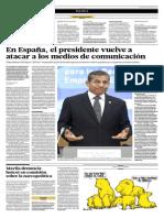 Yolanda Vaccaro Humala Medios Comunicación