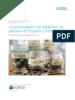 4. La Acumulacion de Derechos de Pension en Espana y Portugal