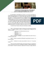 Hotararea Consiliului UNBR 423-2008