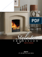Minster Fireplaces Brochure from Firecrest Stoves Ltd