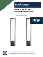 Manual Dual 8,2 Mhz