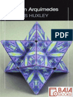 El Joven Arquimedes - Aldous Huxley