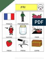 Bingo Sinfones FR 3x3 3 Cartones