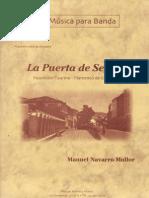 La Puerta Del Segura Navarro Mollor