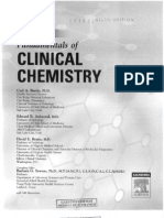 Fundamentals of Clinical Chemistry