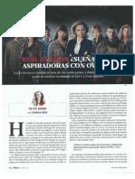Real Humans. Revista Plaza. Julio 2015