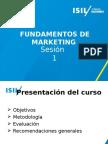 Sesion 1 - Fundamentos de Marketing