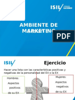 Sesion 3 - Ambiente de Marketing