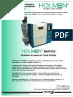Holmen NHP200 Leaflet
