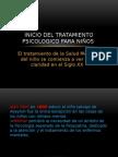 Inicio Del Tratamiento Psicologico Para Niños.pptx Laura