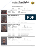 Peoria County booking sheet 07/09/15