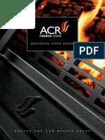 ACR Stoves Brochure | Firecrest Stoves