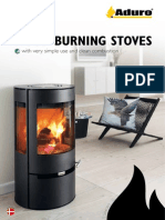Aduro Stoves Brochure | Firecrest Stoves