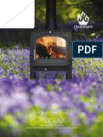 Cleanburn Stoves Brochure | Firecrest Stoves